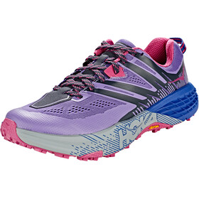 Hoka One One Speedgoat 3 Chaussures de trail Femme, paisley purple/ebony
